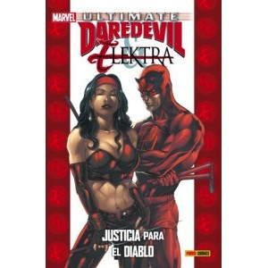 Coleccionable Ultimate 22 Daredevil & Elektra: Justicia para el Diablo