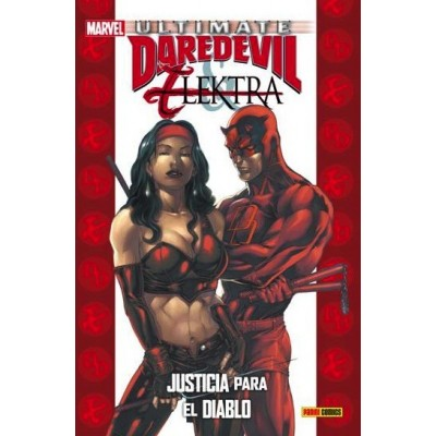 Coleccionable Ultimate nº 22 - Daredevil & Elektra: Justicia para el Diablo