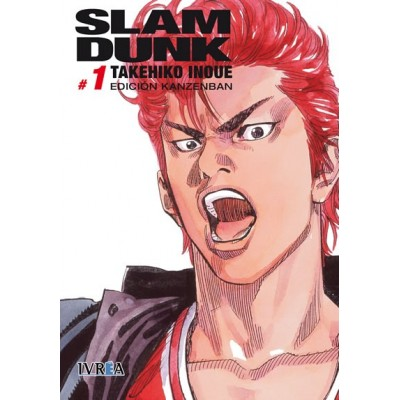 Slam Dunk Integral Nº 01