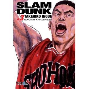 Slam Dunk Integral Nº 03