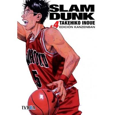 Slam Dunk Integral Nº 04