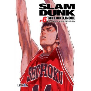 Slam Dunk Integral Nº 06