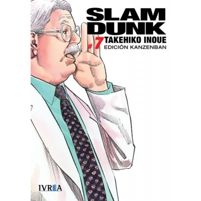 Slam Dunk Integral Nº 07
