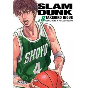 Slam Dunk Integral Nº 08