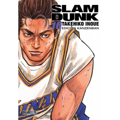 Slam Dunk Integral Nº 10