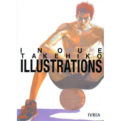 Takehiko Inoue Illustrations (Artbook)