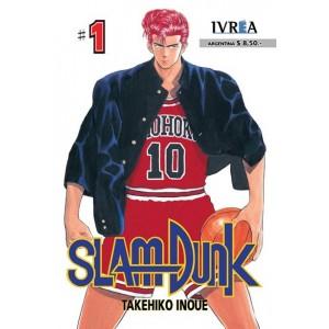 Slam Dunk nº 01