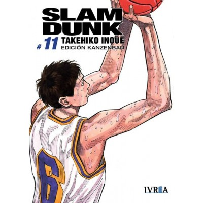 Slam Dunk Integral Nº 11