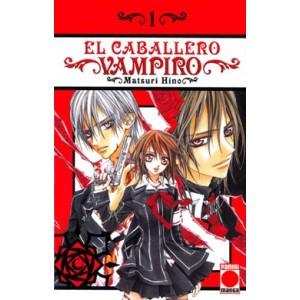 El Caballero Vampiro Nº 01