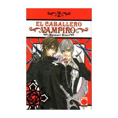 El Caballero Vampiro Nº 02