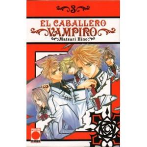El Caballero Vampiro Nº 03