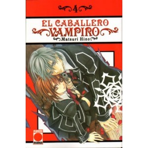 El Caballero Vampiro Nº 04