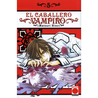 El Caballero Vampiro Nº 05