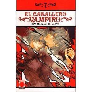 El Caballero Vampiro Nº 07