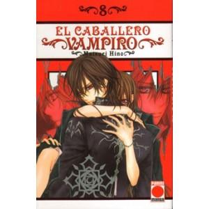El Caballero Vampiro Nº 08