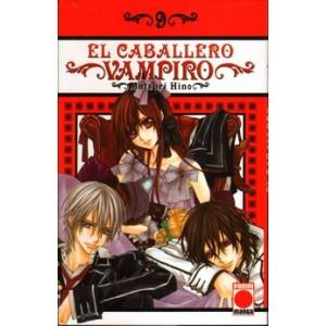 El Caballero Vampiro Nº 09