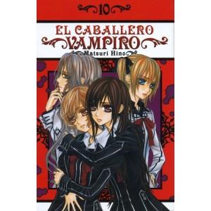 El Caballero Vampiro Nº 10