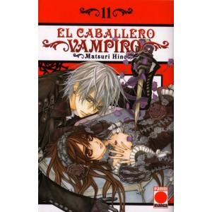 El Caballero Vampiro Nº 11