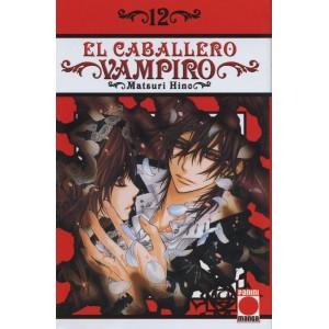 El Caballero Vampiro Nº 12