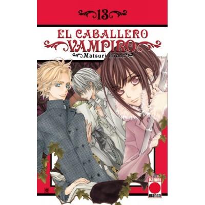 El Caballero Vampiro Nº 13