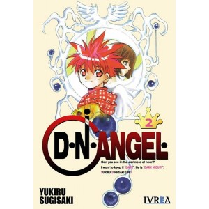 DN Angel Nº 02