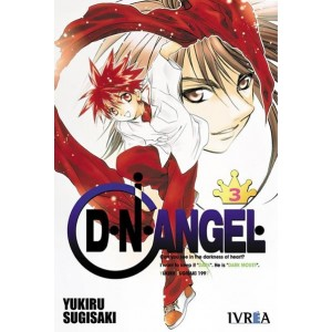DN Angel Nº 03
