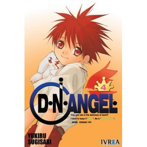 DN Angel Nº 04