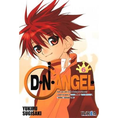 DN Angel Nº 06