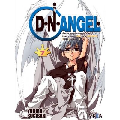 DN Angel Nº 07