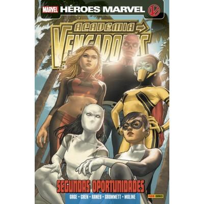 Academia Vengadores Nº 05