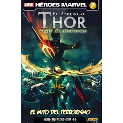 El Poderoso Thor: Viaje al Misterio Nº 02