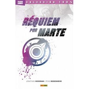 Colección 100% Cult Comics - Réquiem por Marte