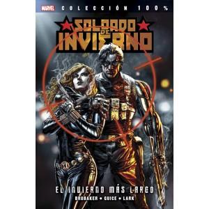 Marvel Coleccion 100% Soldado Invierno Nº 01