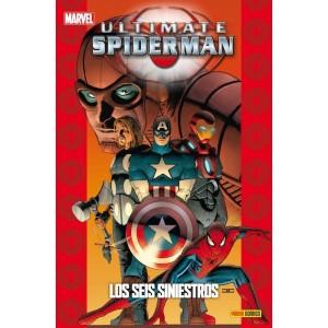 Coleccionable Ultimate 23 Spiderman 10: Los Seis Siniestros