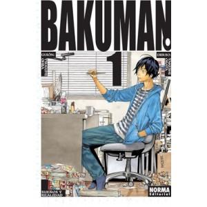 Bakuman Nº 01