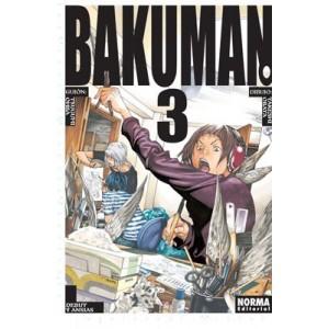 Bakuman Nº 03