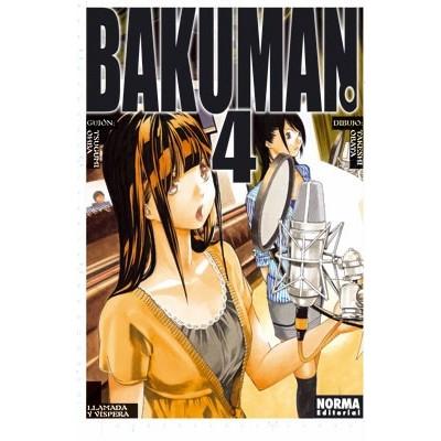 Bakuman Nº 04