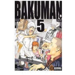 Bakuman Nº 05
