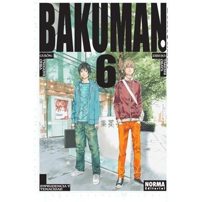 Bakuman Nº 06