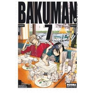 Bakuman Nº 07
