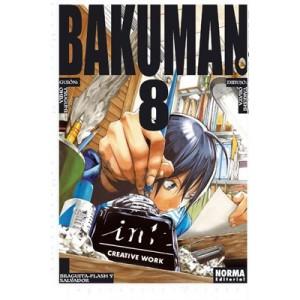 Bakuman Nº 08