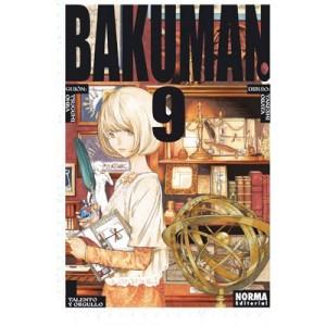 Bakuman Nº 09