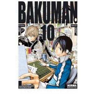 Bakuman Nº 10