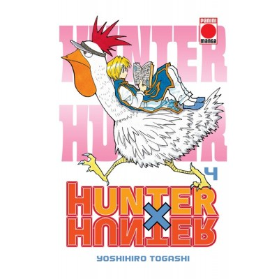 Hunter x Hunter nº 04