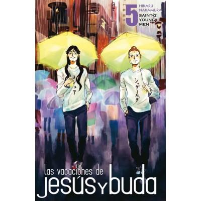 Las Vacaciones de Jesus y Buda nº 05