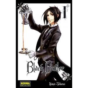 Black Butler Nº 01