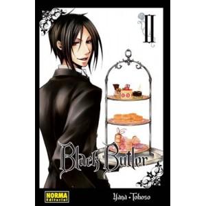 Black Butler Nº 02