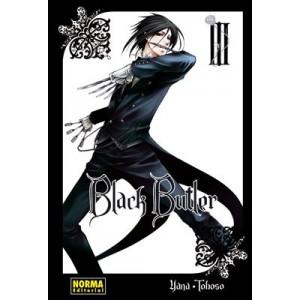Black Butler Nº 03