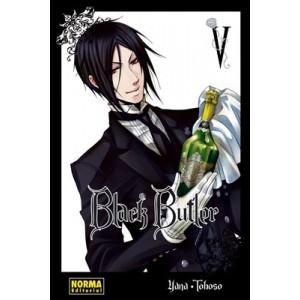 Black Butler Nº 05