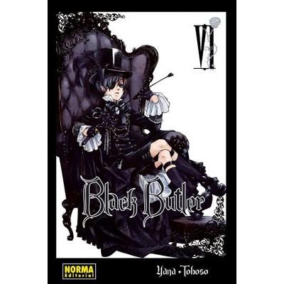Black Butler Nº 06